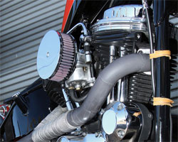 Harley-Davidson Aircleaner