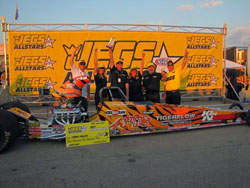 The All-Stars win at Route 66 Raceway added yet another ingredient to Tommy Phillips' season to remember.