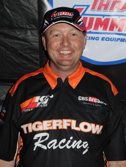 K&N's Multi-time National & Divisional Event Champion, Tommy Phillips. Photos by: IHRA Communications.