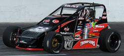 2010 USAC Western Sprint Car Series Champion Tony Hunt