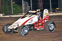 Tony Hunt and Tony Hunt Motorsports managed to earn two USAC championships during the 2011 season.