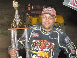 Donny Schatz Wins at Heartland Park Topeka