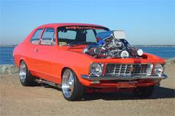 1972 Torana is Australia's Highest Awarded Show Car