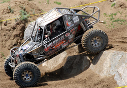 Second Annual ROC Race in Colorado Springs, Colorado combined short course racing with rock crawling