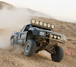 Henderson, Nevada BITD course is extremely rough and dusty, by Chad Jock Photography