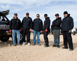 Torchmate Racing Team had some wins, some championships and some bad wrecks in the 2009 Best in the Desert Season, by Chad Jock Photography