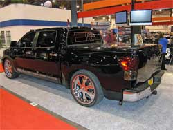 2008 Toyota Tundra at SEMA 2007