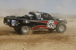 TrailReady Motorsports and their Ford F-150 Trophy Truck.