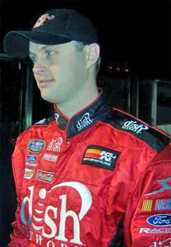 Travis Kvapil led most of the way in NASCAR Craftsman Truck Series Race at Daytona