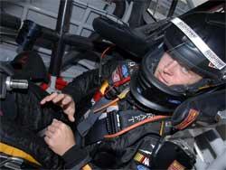 Travis Kvapil is fourth in NASCAR Craftsman Truck Series Points