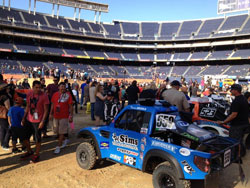 Trevor lists making it back to Crandon for the 43rd Off-Road World Championships as one of his 2013 highlights.