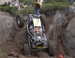 Rock Crawlers Cody and Jim Waggoner will head to Tucson, Arizona for the first WE ROCK event of the 2009 season
