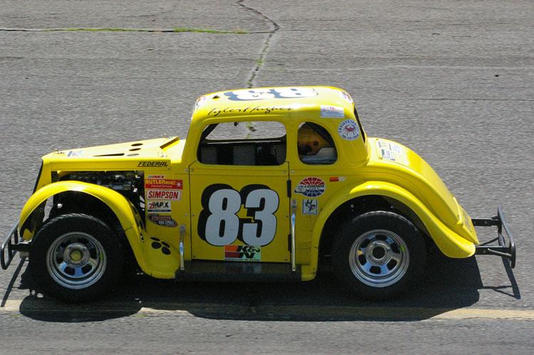 Legend Car Racing Florida