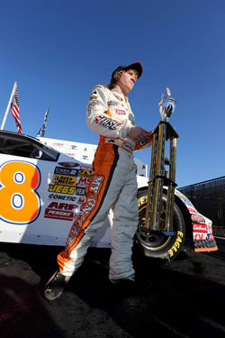 Tyler Reddick had a great season in the Pro Series East