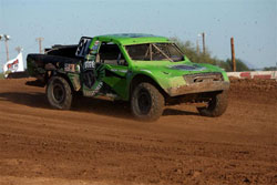 Lucas Oil Off Road Racing Series Driver Nick Tyree