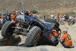 600 miles of travel was a typical day on the Ultimate Adventure Four Wheeling Road Trip