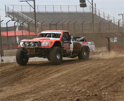 Dan Vance competed and won against the largest field of the season at Perris Auto Speedway in Perris, California