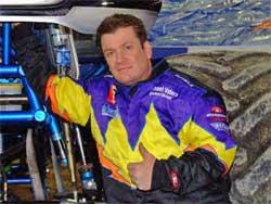 Michael Vaters drives Black Stallion