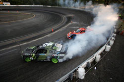"""""""The Gauntlet"""" at Wall Stadium was accurately named as the racing was edge-of-the-seat thrilling all weekend."""