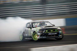 K&N's Vaughn Gittin Jr. qualified in 4th place out of over 50 drivers at Evergreen Speedway.