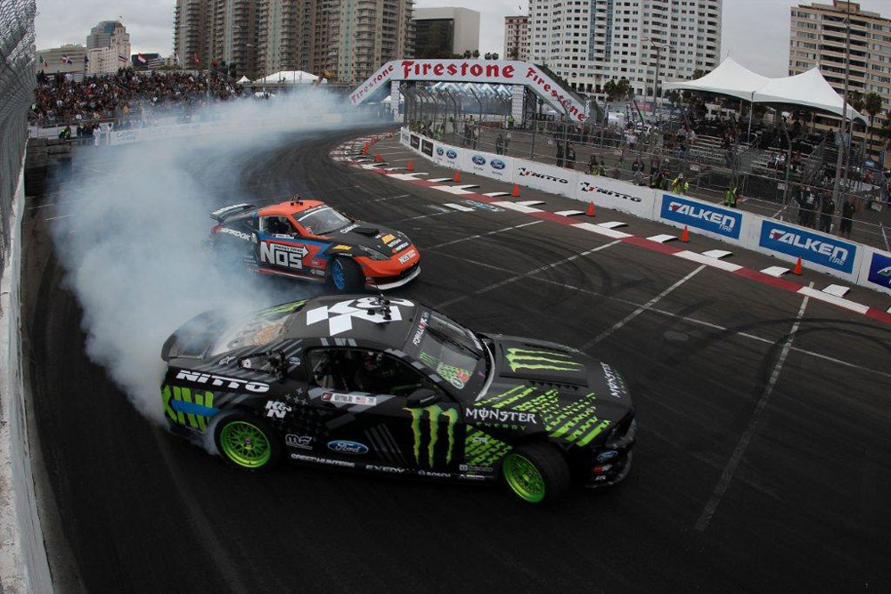 Vaughn Gittin Jr Takes Second In North American Professional