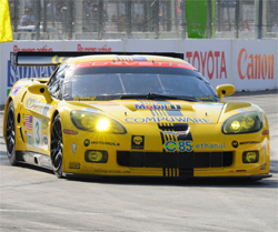 Corvette Racing's 10th Anniversary with GT1 starts off with Pole at Sebring Season-Opener