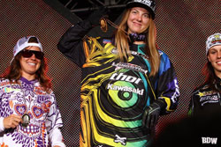 Winning the X Games gold means the world to her said Golden.