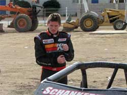 Cody Swanson is ready for next race at Las Vegas