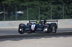 Elan DP-02 powerful competitor in the IMSA Lites Series