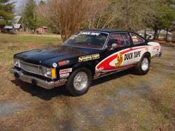 Duck Tape Racing's 1980 Volare 360