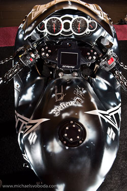 TapouT cockpit – indeed, the devil exists in the details
