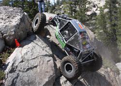 Cody Waggoner climbs The Wall for extra bonus points at Donner Ski Ranch near Lake Tahoe, California