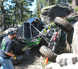 Cal ROCS competition at Donner Ski Ranch near Lake Tahoe, California