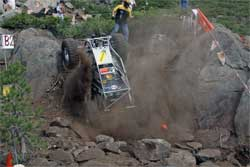 WE ROCK Series finale at Truckee, California