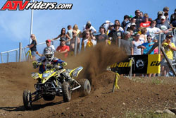Walsh Race Craft and Lawson finished the 2011 AMA/ATVA Motocross season in a very respectable third overall.
