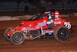 Wendy Mathis attended Cory Kruseman Sprint Car & Midget School in December, 2009