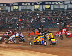 K&N helped Wendy Mathis get into the Cory Kruseman Sprint Car and Midget School just before she flew to Australia