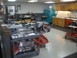 Wesmar Racing Engines Work Shop