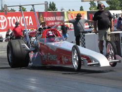 Winning Saturday's race and getting runner-up on Sunday has Westerman Racing sitting atop the NorCal Top Comp Association points race.