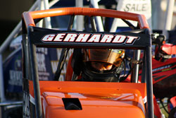 Cody Gerhardt of Western Speed Racing