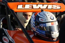 Michael J. Lewis of Western Speed Racing