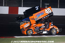 Skoglund had one runner-up finish and two third-place finishes in addition to his two wins at Madera Speedway.
