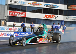 K&N Vice President of Research and Development Steve Williams finished No. 8 in the world in Super Comp
