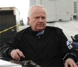NHRA Pro Stock Racer Warren Johnson is known by his fans as The Professor of Pro Stock