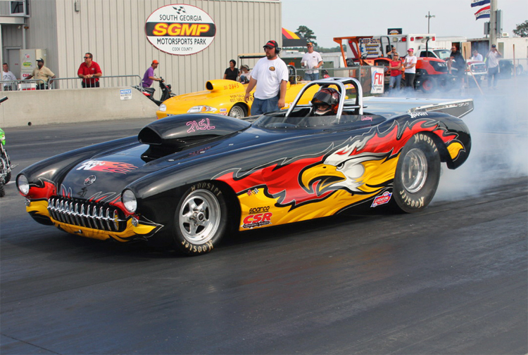 Nhra Lucas Oil Drag Race For Lindsey Wood In Florida