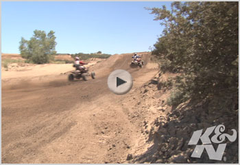 Team Motoworks/Can-Am at WORCS ATV Series Race Video