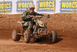 K&N supported Josh Frederick won the 2010 WORCS Pro ATV Championship in dramatic fashion in the final round.