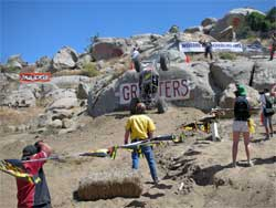 Team Waggoner Racing takes 2nd place at first rock crawl of the 2008 season