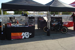 XDL at Los Angles Toyota Speedway in Irwindale
