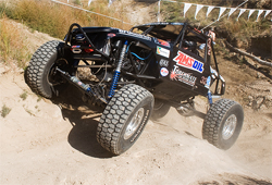 Team Lovell will compete in the Silver State 300 desert race before they head off to the Baja 1000, courtesy of Chad Jock Photography